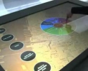 GestureTek Multi-Touch Table, NYC Visitor Center