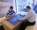 GestureTek Multi-Touch Table, Telekom