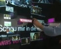 Multi Touch at IFA, Berlin 2008